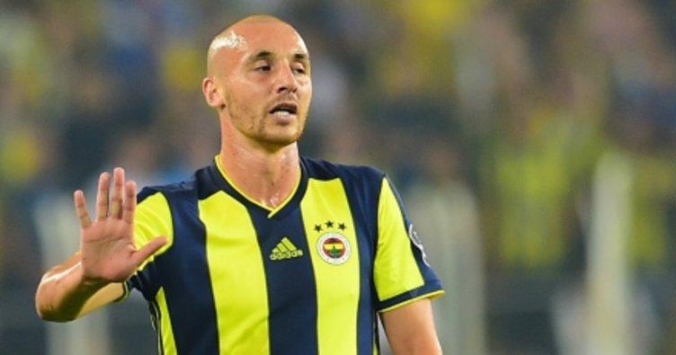 Aatıf Chahechouhe'dan Fenerbahçe'ye veda mesajı