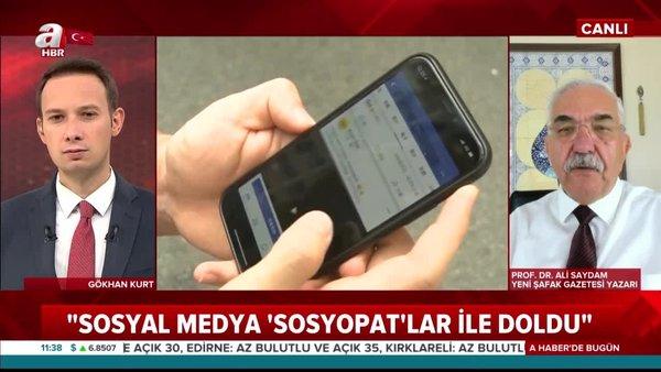 Son Dakika: Yasa ile sosyal medyada linç ve hakaretler nasıl bitecek? 'İnternet sosyal medya 'sosyopat'lar ile dolu'   Video