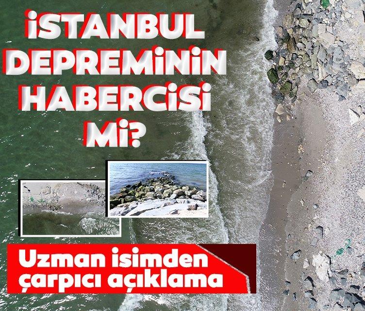 O görüntüler İstanbul Depremi geliyor dedirtti! Uzman isimden çok çarpıcı deprem yorumu...