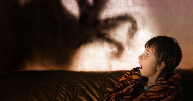 Çocuklarda en sık görülen korkular