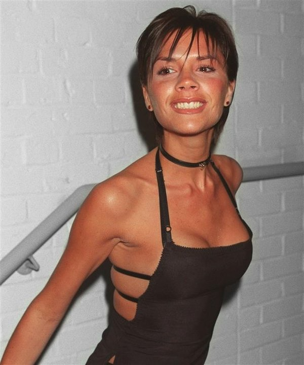 Victoria Beckham'ın yıllar içindeki değişimi şaşırttı!