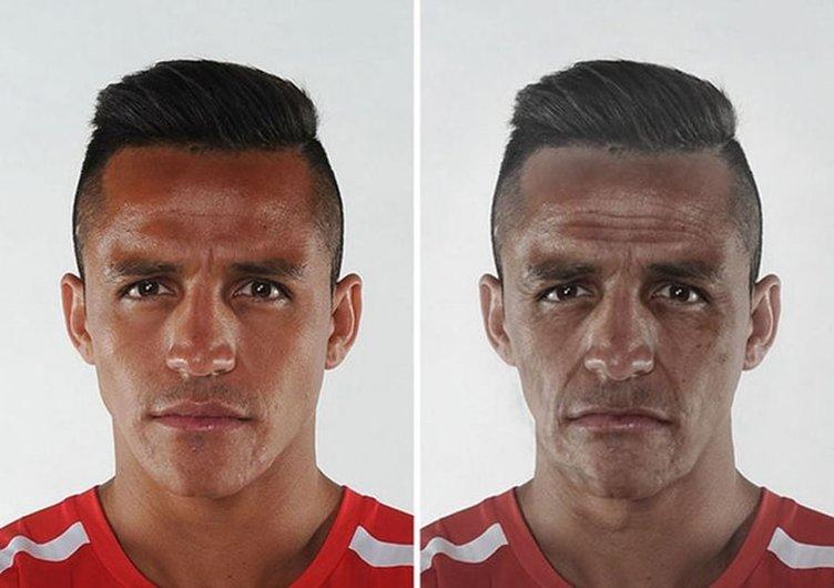 Futbolcular yaşlanınca
