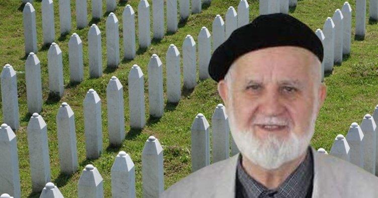 Bosnalı gazi imam son yolculuğuna uğurlandı