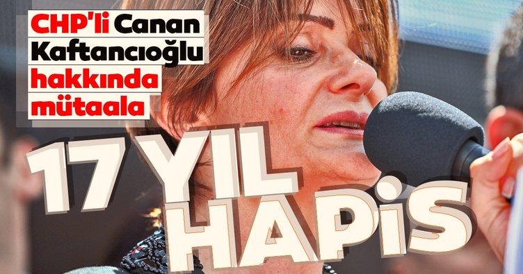 Son dakika: CHP'li Canan Kaftancıoğlu hakkında flaş gelişme!