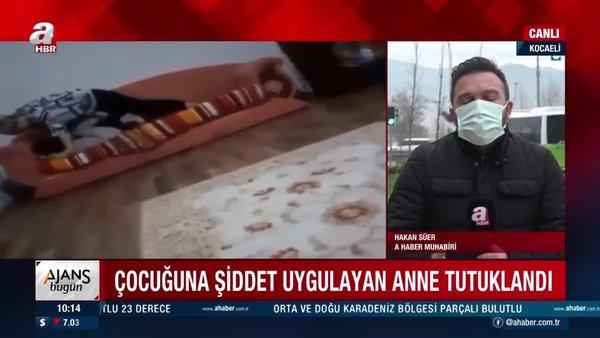 Çocuğuna şiddet uygulayan Nurcan Serçe olayında flaş gelişme | Video