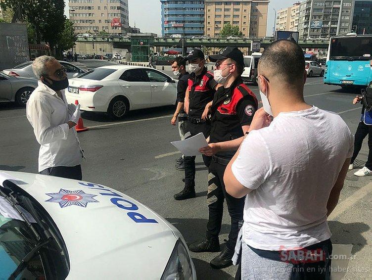 """Polisten taksiciyi şoke eden cevap: """"Boşluğa gelmez"""""""