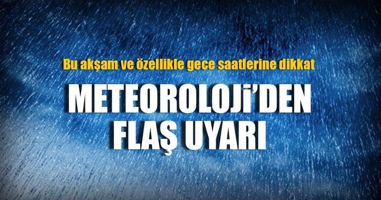 Meteoroloji'den son dakika hava durumu uyarısı bugün geldi Tahminler değişiyor!