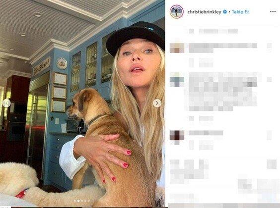 Model Christie Brinkley'in yaşını öğrenenler inanamıyor!