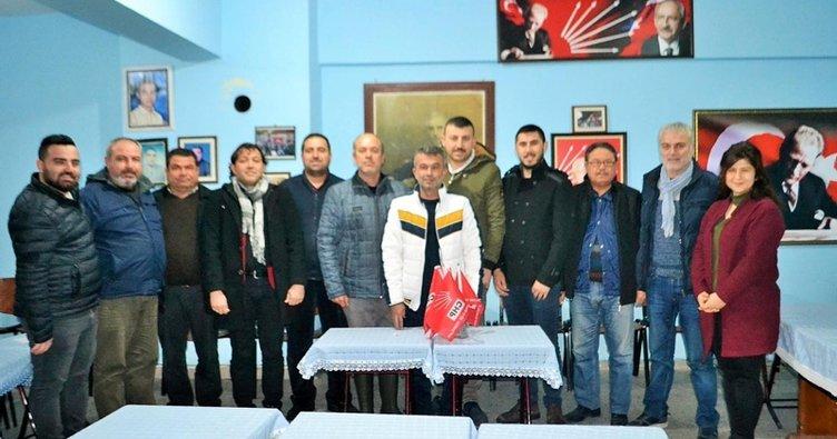 CHP Buldan İlçe teşkilatı istifa etti