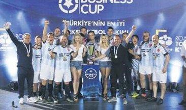 Busıness Cup Anadolu Sigorta'nın