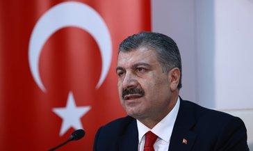 Sağlık Bakanı Fahrettin Koca Batman'daki saldırıyı kınadı