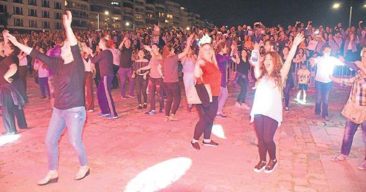 Hıdrellez İzmir'de coşkuyla kutlandı