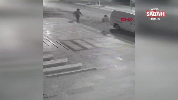 Son dakika haberi... Adana'da 17 yaşındaki kıza dehşeti yaşatan sapık kamerada | Video