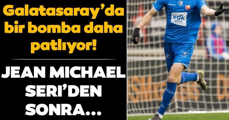 Galatasaray, Jean Michael Seri'den sonra transferde bir bomba daha patlatıyor