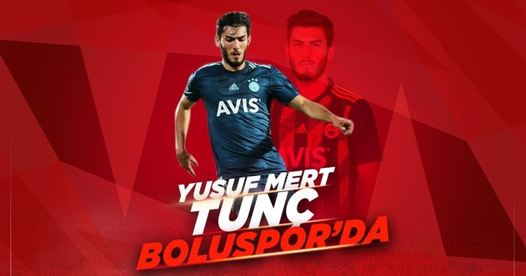Son dakika: Boluspor, Yusuf Mert Tunç'u kiraladı!
