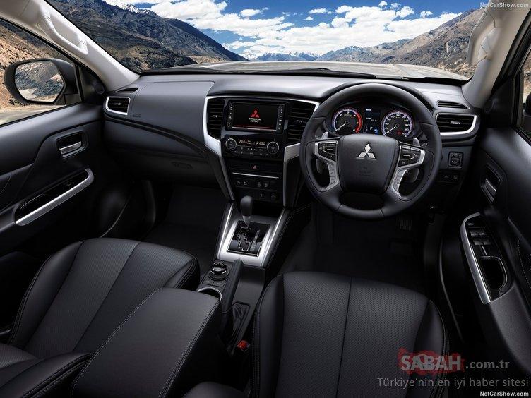 2020 Mitsubishi L200 resmen tanıtıldı! İşte yeni L200'ün özellikleri...