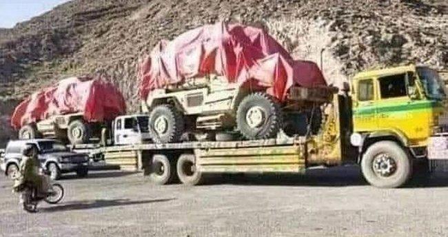 Son dakika Afganistan haberleri: Taliban'ın ABD silahları ile planı ne? - Son Dakika Haberler
