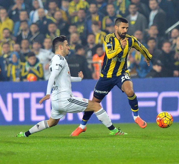 Fenerbahçe - Beşiktaş derbisi Twitter'ı salladı