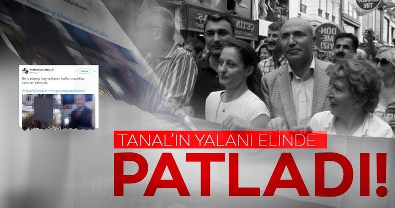 Mahmut Tanal'ın yalanı elinde patladı! İstanbul Müftülüğü'nden videolu belgeli cevap