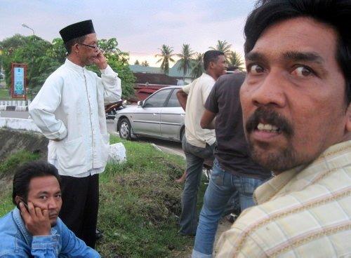 Endonezya'da 7.8'lik deprem