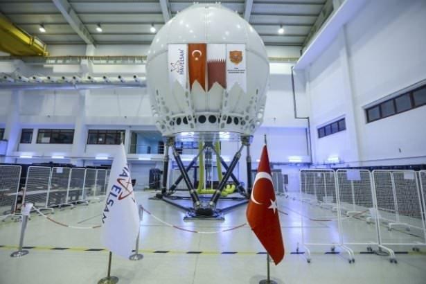 Avrupa'nın en büyüğünü Türkiye üretti