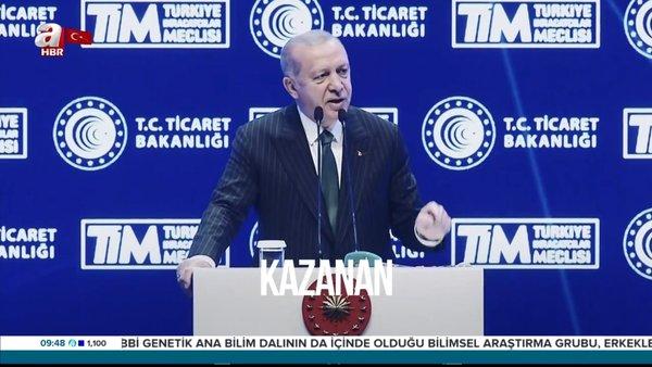 Türkiye ekonomide bu suni rüzgarlarla eğilip bükülebilecek bir ülke değildir   Video