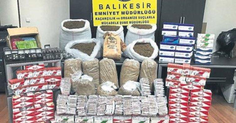 Balıkesir polisi suçlulara göz açtırmadı