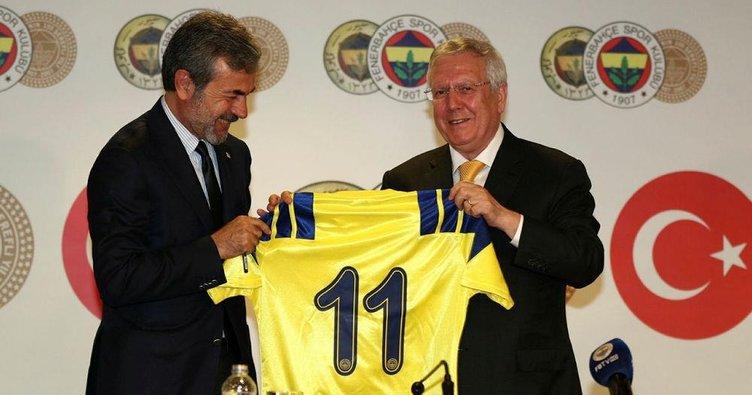 Ne Real Madrid ne de Barcelona... Bizim için zirve Fenerbahçe