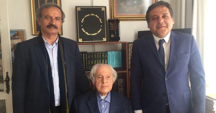 Antalya kamu hastaneleri genel sekreterliği tarafından nuri pakdil'i anlama programı