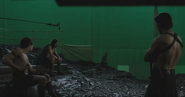 Filmlerin perde arkası