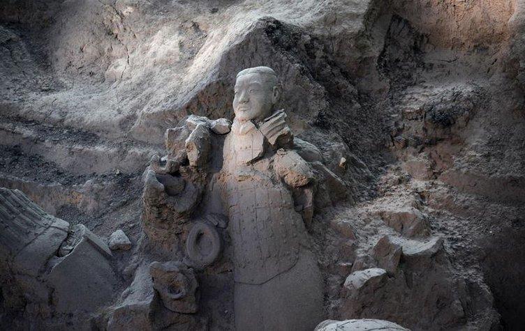 Terracotta Savaşçıları