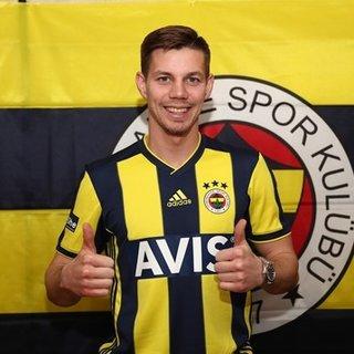 Fenerbahçe, Miha Zajc transferini resmen açıkladı