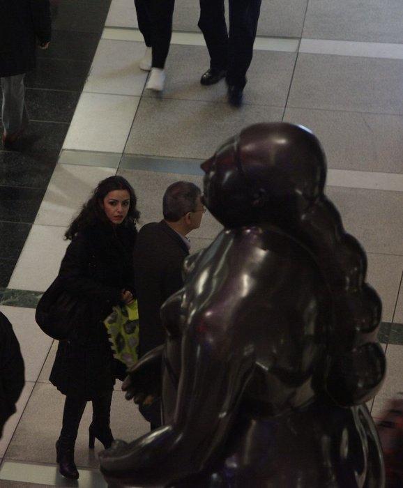 Orhan Pamuk'un yeni aşkı