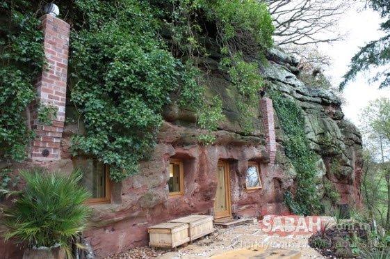 Dünyanın en lüks mağarası satışa çıktı!