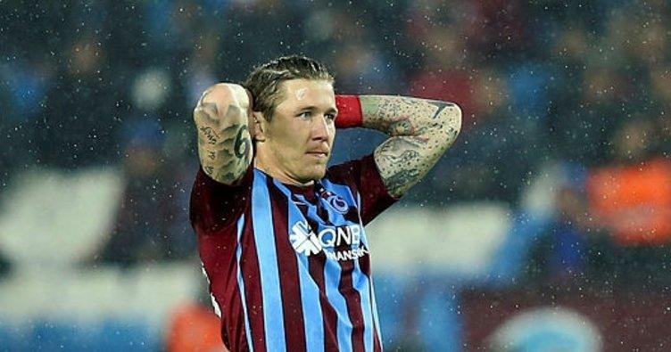 Kucka, Trabzon'dan ayrıldı