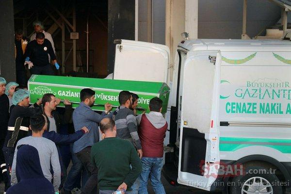Gaziantep'te tamir için girdiği makinenin çalışması sonucu hayatını kaybetti