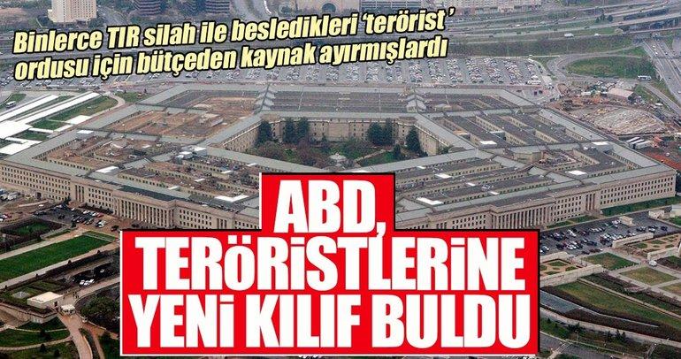 Son dakika: ABD'den PYD/PKK sınır gücüne Irak-Suriye sınırı kılıfı