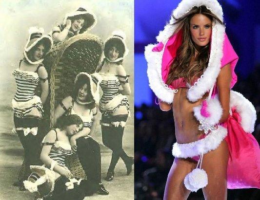 Gelmiş geçmiş tüm Victoria's Secret güzelleri