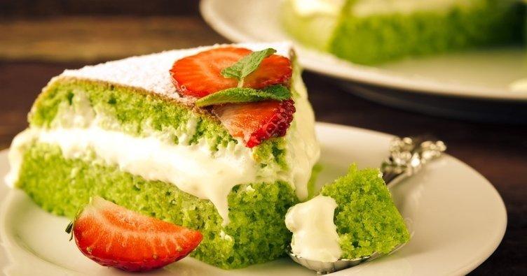 Ispanaklı kek tarifi: Nefis yemek tarifleri arasında yer alan ıspanaklı kek nasıl yapılır?