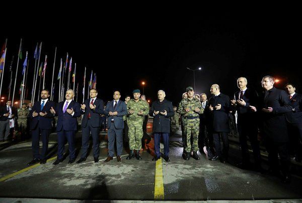 15 Temmuz'un ilk şehidinin ismi Afganistan'da yaşatılacak