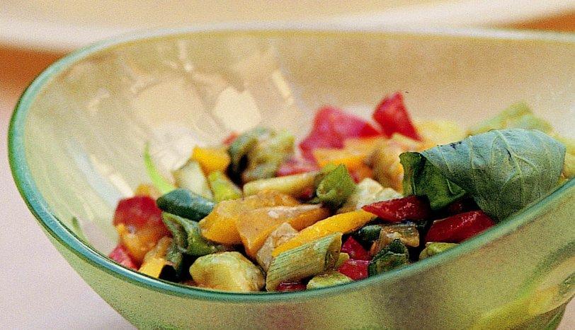 Avokado Salatası