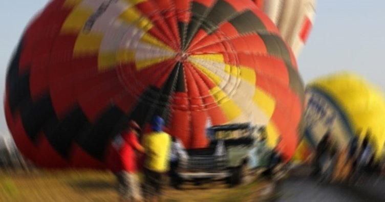 Avustralya'da iki sıcak hava balonu düştü
