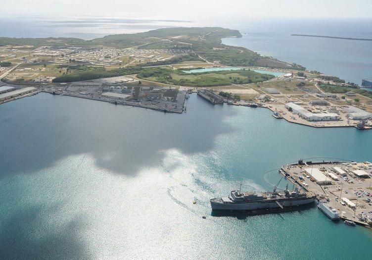İşte Kuzey Kore'nin vurmak istediği 'tatil cenneti' Guam adası
