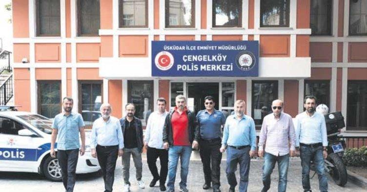 Dedelerimizin ruhu Çengelköy'deydi