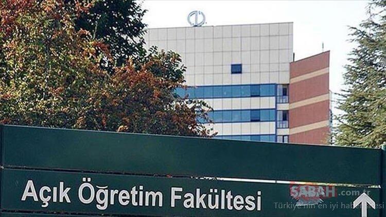 SON DAKİKA: AÖF sınav sonuçları açıklandı! Açıköğretim Fakültesi Anadolu Üniversitesi 2021 AÖF sınav sonuçları sorgulama nasıl ve nereden yapılır?