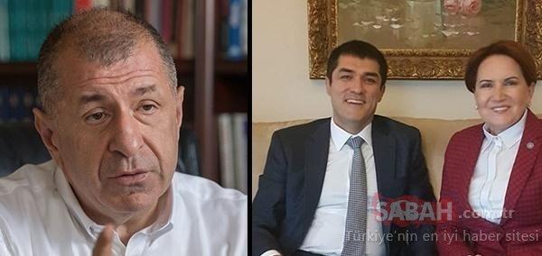 SON DAKİKA… İYİ Parti'deki FETÖ kavgasında baba Kavuncu'nun şok sözleri: Oğullarım sempati duyuyor!