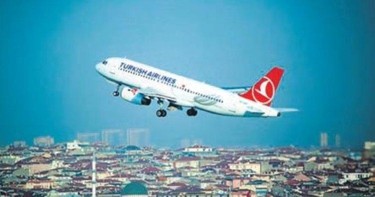 THY ile Türkiye'nin her yeri 99.99 TL