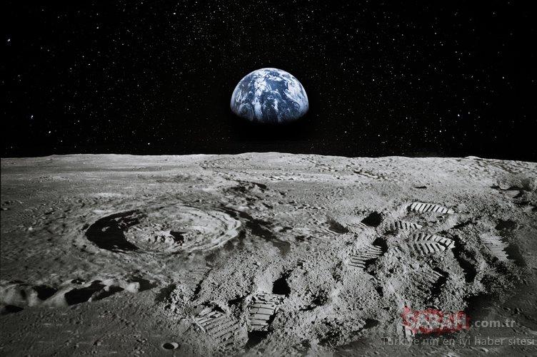 NASA'dan flaş Ay açıklaması! NASA Ay'daki yeni keşfi duyurmaya hazırlanıyor