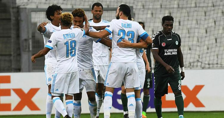 Marsilya Konyaspor maç özeti!