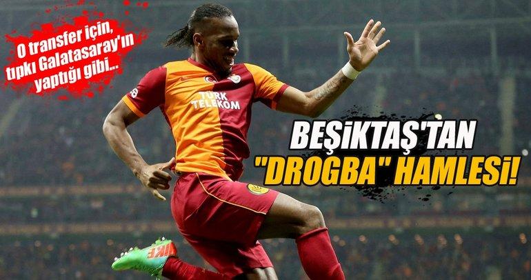 Beşiktaş'tan Drogba hamlesi!